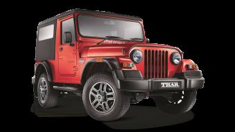 Mahindra Thar DI 2WD PS BS4