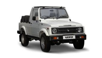 Maruti Suzuki Gypsy King ST MPI BS-IV