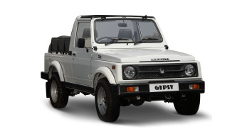 Maruti Suzuki Gypsy King HT MPI BS-IV