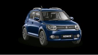 Maruti Suzuki Ignis Sigma 1.2 MT