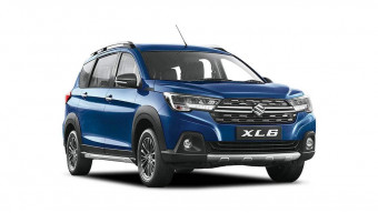 Maruti Suzuki XL6 Vs Tata Safari Storme