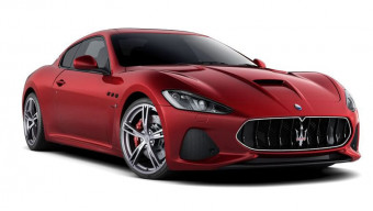 Maserati GranTurismo Vs Lexus LX