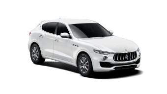 Maserati Levante Vs Toyota Land Cruiser