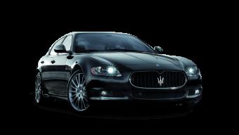 BMW M5 Vs Maserati Quattroporte