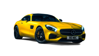Mercedes Benz AMG GT Images