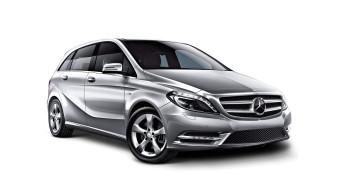 MINI Cooper Vs Mercedes Benz B Class