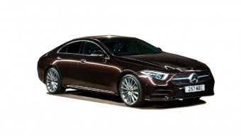 Mercedes Benz CLS Images