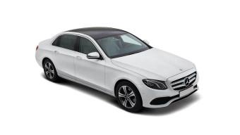 Mercedes Benz E Class E 200 Expression