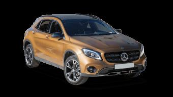Mercedes Benz GLA Class Vs Volvo V40 Cross Country