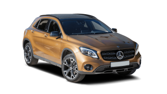Mercedes Benz GLA Class Vs Volvo V40 Cross Country
