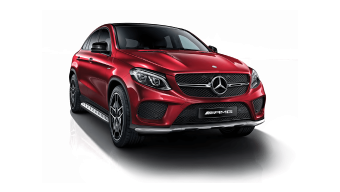 Mercedes Benz GLE Coupe Vs Land Rover Range Rover Sport