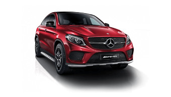 Mercedes Benz GLE Coupe Vs Toyota Land Cruiser Prado