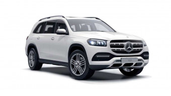 Mercedes Benz GLS 400 4MATIC