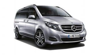 Mercedes Benz V-Class Expression ELWB