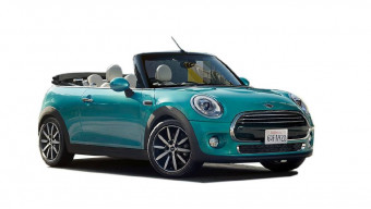 Toyota Camry Vs MINI Cooper Convertible
