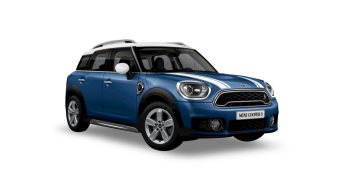 MINI Countryman Vs DC Avanti