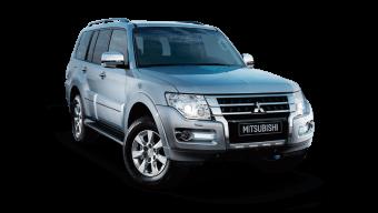 Land Rover Discovery Vs Mitsubishi Montero