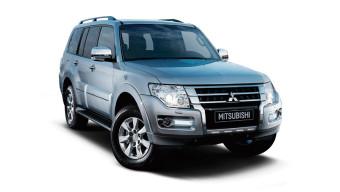 Mitsubishi Montero 3.2 Di-D AT