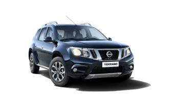 Nissan Terrano XE Diesel