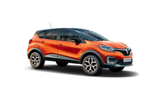 Force Motors Gurkha Vs Renault Captur