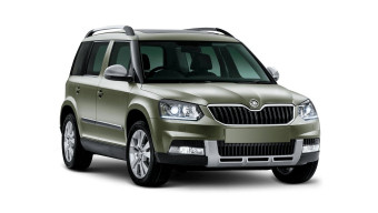 A Classic mid range SUV - User Review