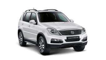 Hyundai Kona Electric Vs Ssangyong Rexton