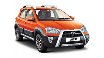 Toyota Etios Cross G 1.2L Petrol