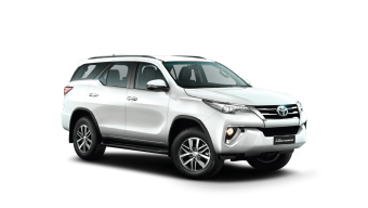 Toyota Fortuner Images