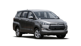 Jeep Compass Vs Toyota Innova Crysta