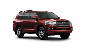 Toyota Land Cruiser LC200 VX