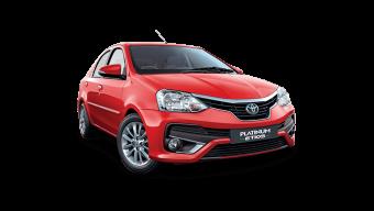 Toyota Platinum Etios GX