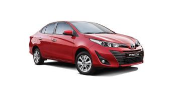 Toyota Yaris J MT OPT