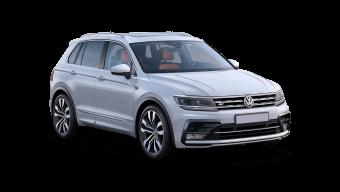 Honda CR-V Vs Volkswagen Tiguan