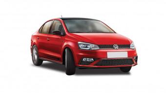 Volkswagen Vento 1.6L MT Trendline Petrol