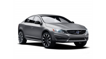 Volvo S60 Cross Country Inscription