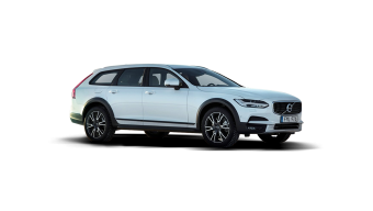 Volvo V90 Cross Country Vs Jaguar F-Pace