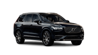 Volvo XC90 Vs BMW X5