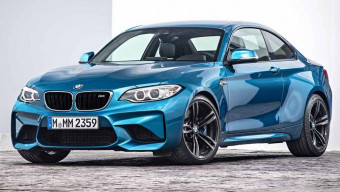 2016 BMW M2 revealed, likely to be launched next year