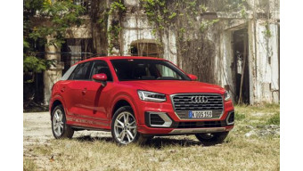 Audi Q2 receives top safety ratings in Euro NCAP crash tests