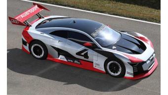 Audi reveals the e-tron Vision Gran Turismo