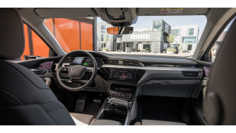 Audi e-tron to get five screens