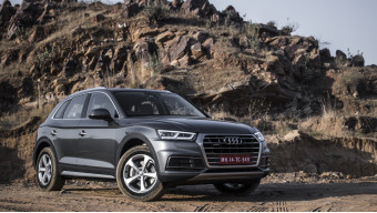 Petrol powered 2018 Audi Q5 to be offered in two variants