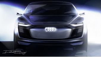 Audi teases new e-tron Sportback Concept in time for Shanghai Motor Show