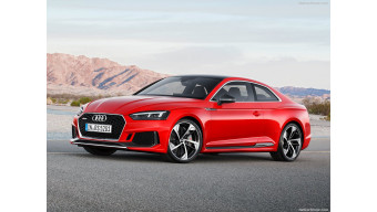Audi launches RS5 Coupe in India for Rs 1.10 crore