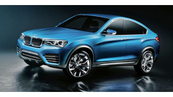 BMW X4 to be revealed on March 6th