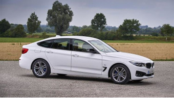 BMW 3 Series GT Sport - top five highlights