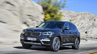 Third-generation BMW X3 explained in detail