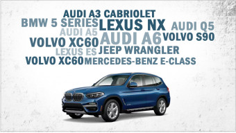 2018 BMW X3 - What else can you buy for a similar price