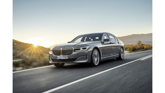 2020 BMW 7 Series revealed