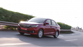 Second generation Honda Amaze launched in India at Rs 5.59 lakhs